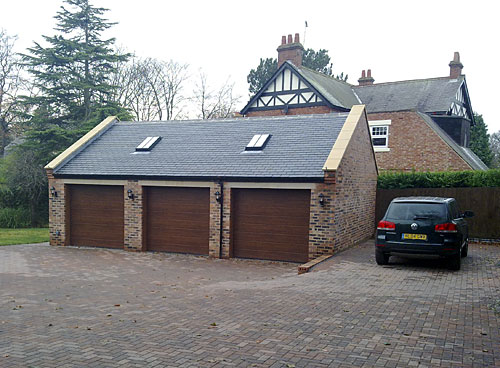 Loft conversions and building extensions gallery in east for Extension garage