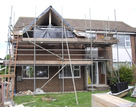 Extension Cleadon Village Before