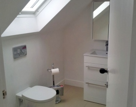 Whitley Bay Loft Conversion 1