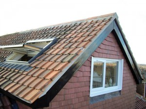 Fenham loft conversion
