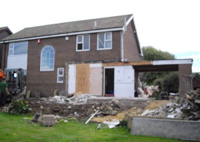 Extension Cleadon Village Before 2