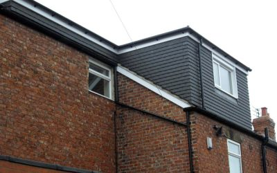 Whitley Bay Dormer Loft Conversion