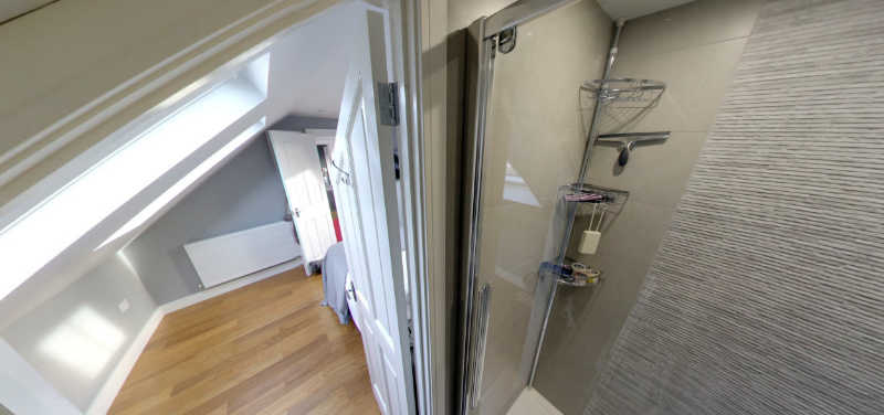 Woodland View Loft Conversion with En Suite Bathroom