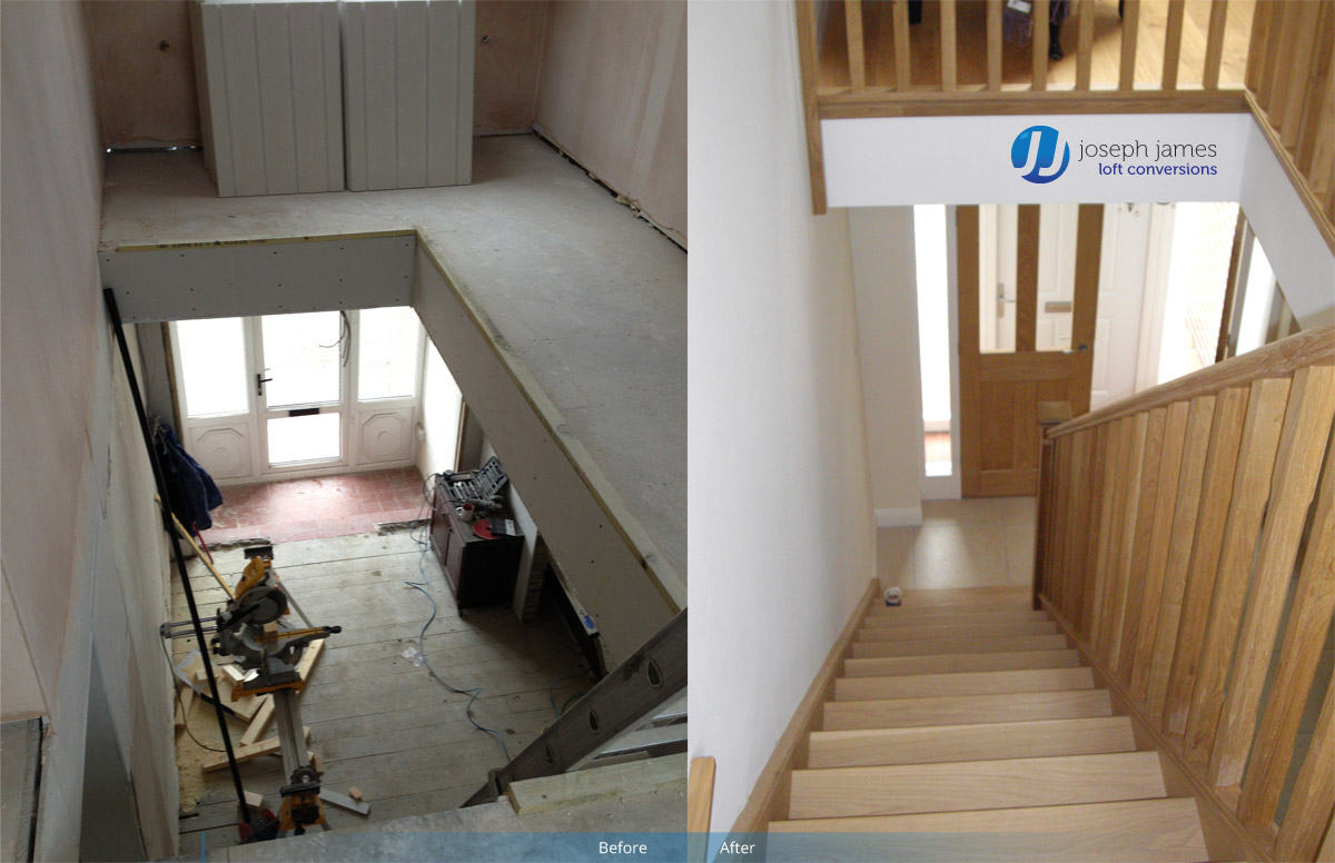 attic conversion staircase ideas - Loft Conversion Stairs Ideas